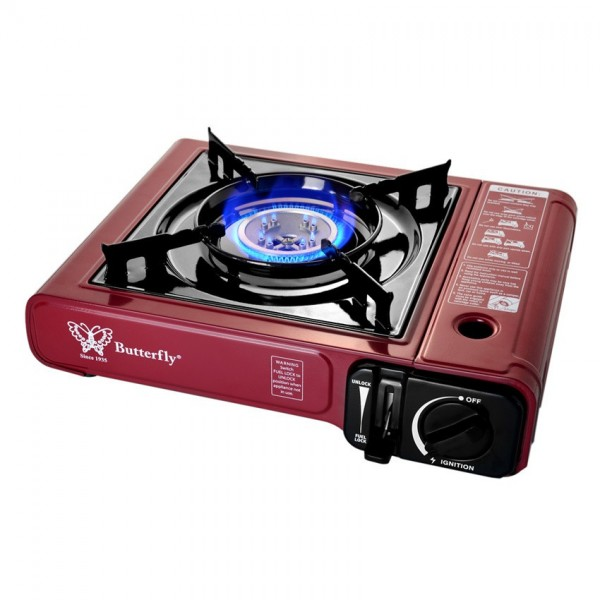 Butterfly Portable Gas Cooker(BPG-168)