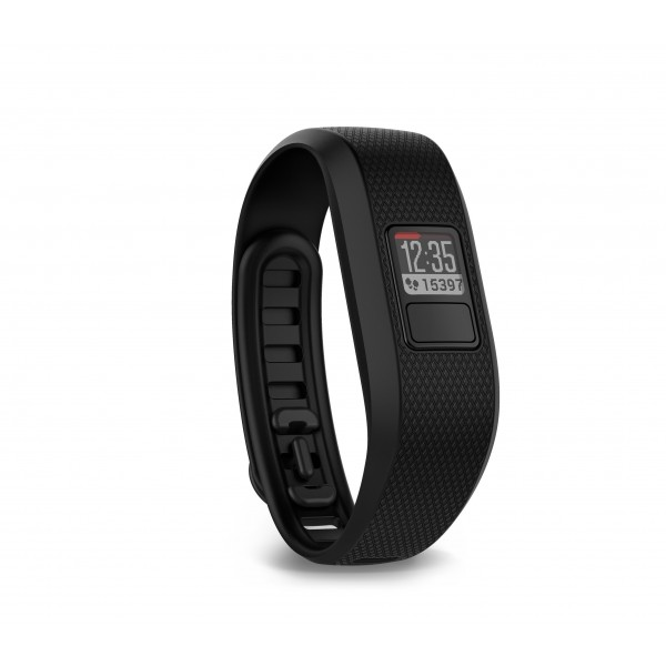 Garmin Activity Tracker with Automatic Activity Detection (Vivofit 3 Black)