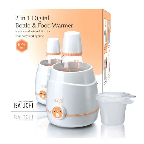 Isa-Uchi Bottle Warmer