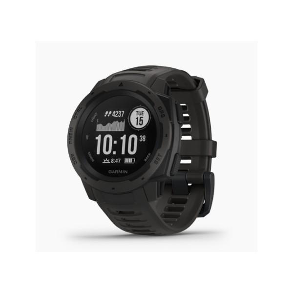 Garmin Instinct Graphite Rugged GPS Watch