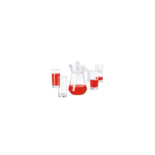 Luminarc Jug Drink Set