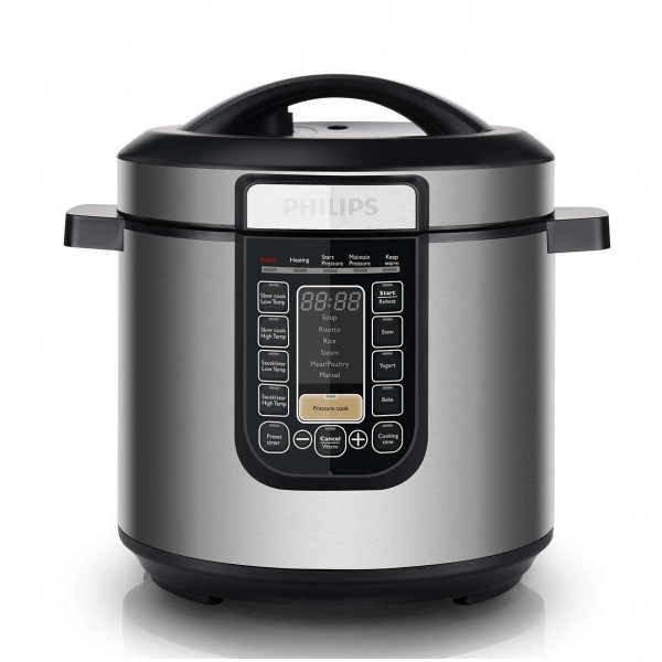Philips 6L Viva Collection All-In-One Cooker