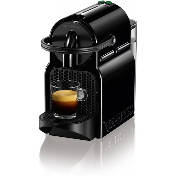 Nespresso Inissia Coffee Machine-BLACK