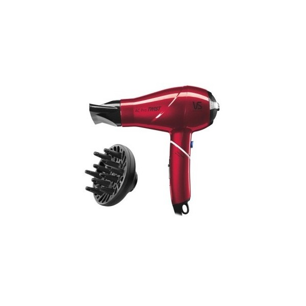 VS Sassoon 2000W AC Pro Ionic Twist Dryer