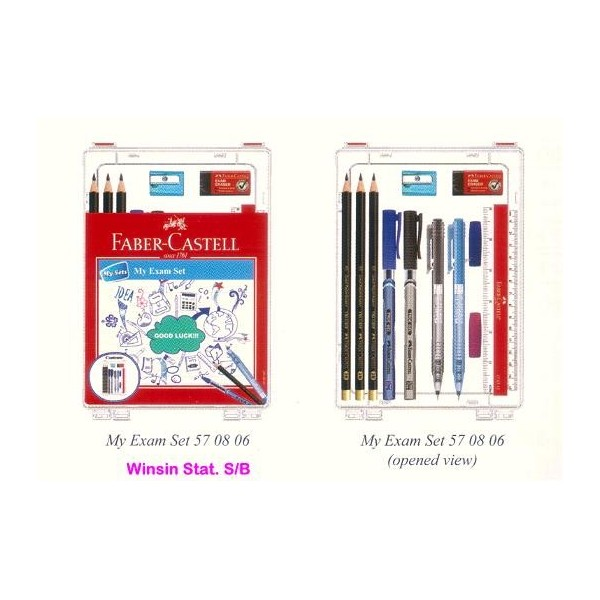 Faber-Castell My Exam Set