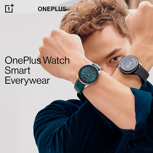 OnePlus Watch Smart Everywear