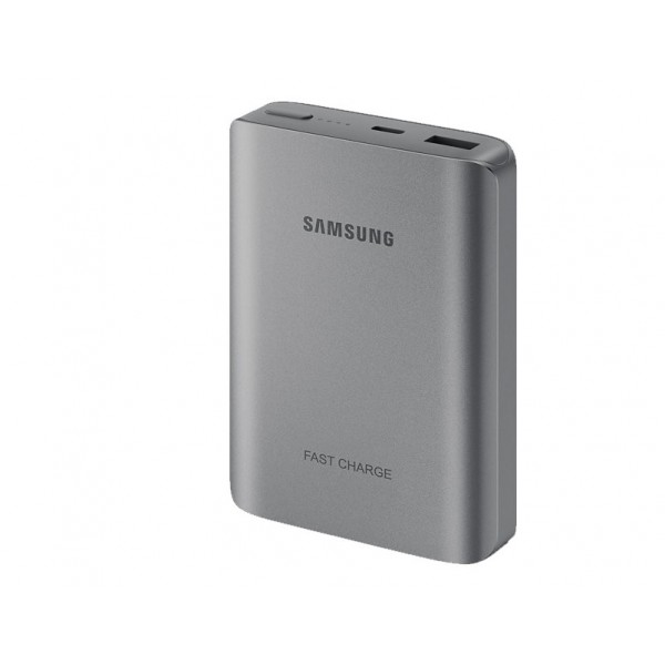 Samsung 10,200mAh Fast Charge In/Out Battery Pack (with Type-C Cable)
