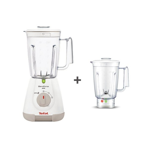 Tefal Blender Blendforce Triplax + Jar(BL30A1)