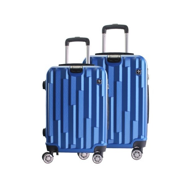 CaseValker Matrix Hardcase ABS Luggage Bag with Hanger 2in1