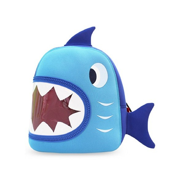 Nohoo Shark Kid Backpack