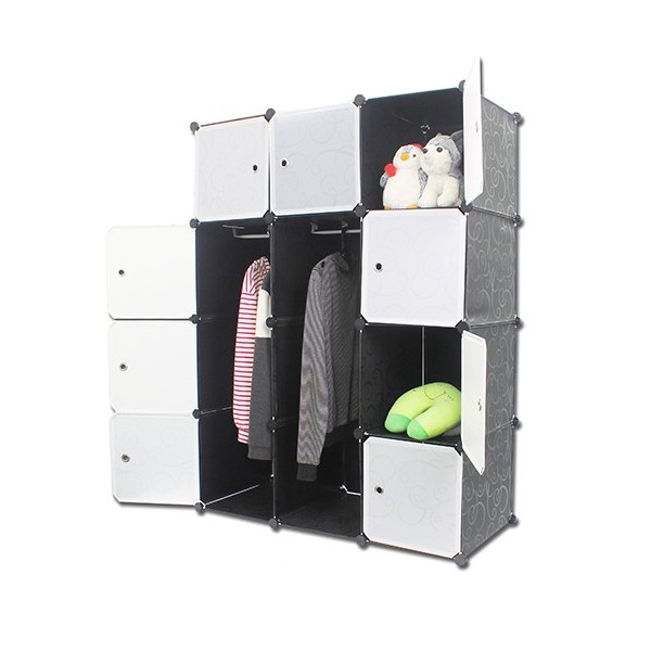Living Cabinet 12 Cubes