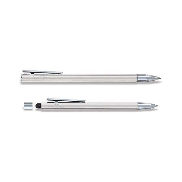 Faber-Castell Neo Slim Ball Pen+Gel Roller