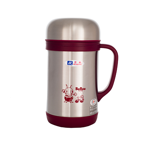 Bubee 600ml Two Layers Vacuum Cup