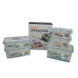 Lock & Lock Classic Storage Containers (Set of 5 pcs )