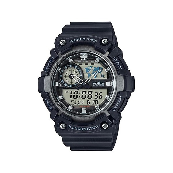 Casio Ana- Digital Sports Watch