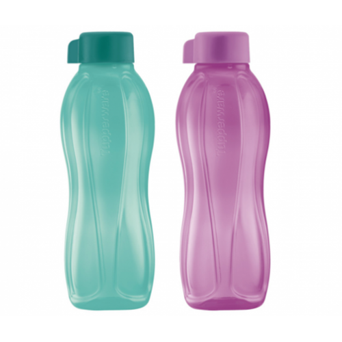Tupperware 2x750ml Eco Bottles