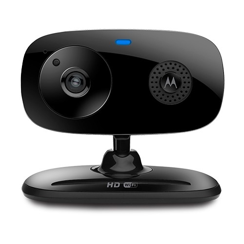 Motorola Wifi HD Audio and Video Home Monitoring Camera