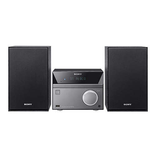 Sony Micro HiFi With Bluetooth