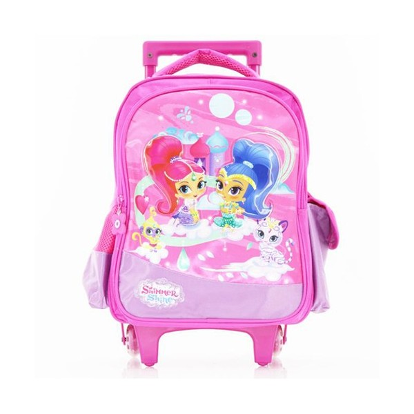 Shimmer & Shine Trolley Bag 14""