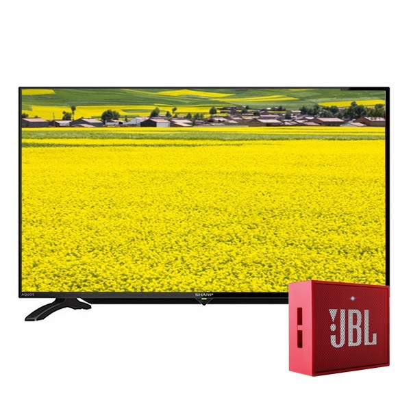 "Sharp 40"" Full HD LCD TV"