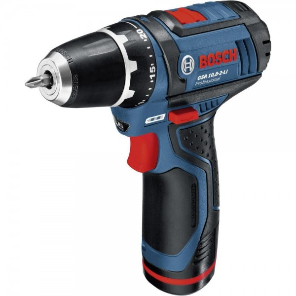 Bosch GSR 120LI Battery Screwdriver