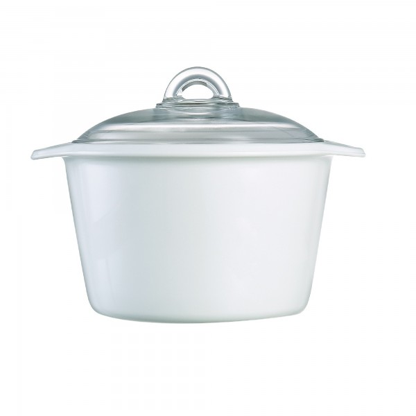 Luminarc 3L Casserole with Glass Cover