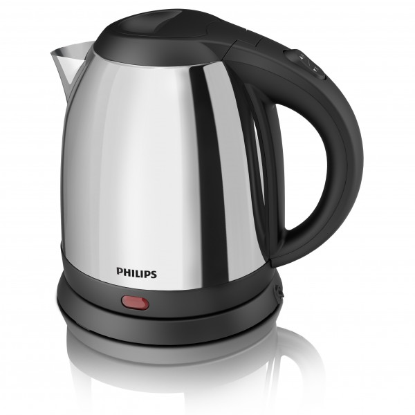 Philips Polished Stainless Kettle