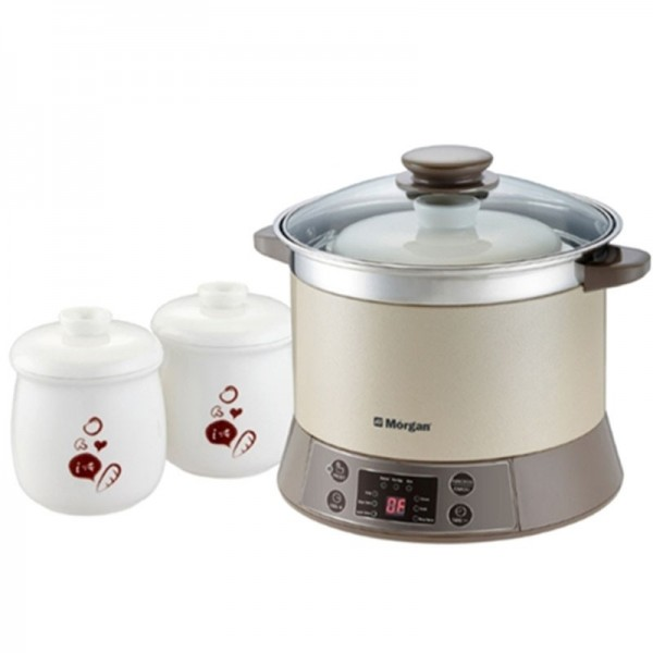 Morgan Double Boiler(MDB-18A1)