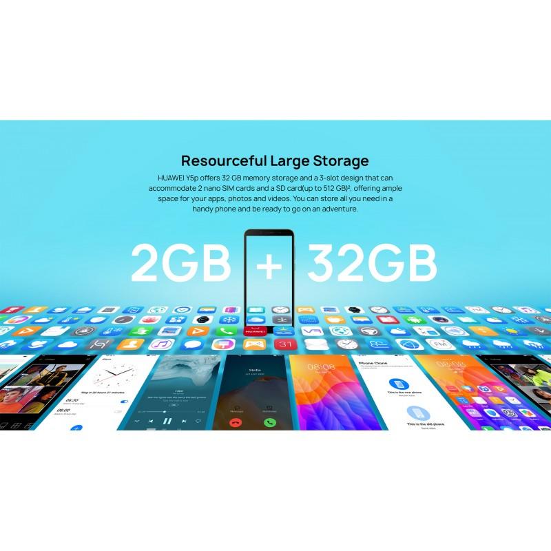 Huawei Y5p (2GB + 32GB) - 3ex