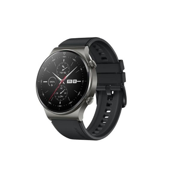 Huawei Watch GT2 Pro complimentary Huawei Green Strap