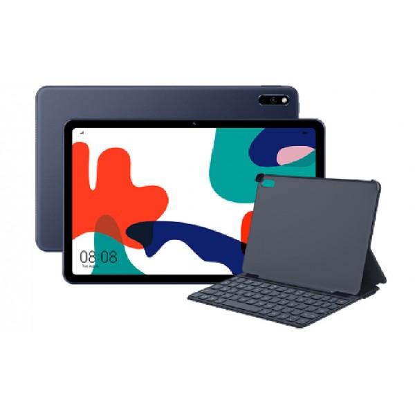 Huawei Matepad Wifi (4+128Gb) c/w keyboard complimentary CM510 Mini Speaker