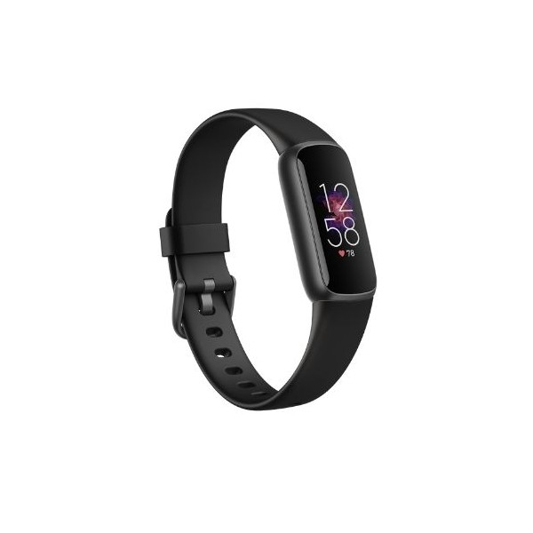 Fitbit Luxe Fitness Band-White / Soft Gold