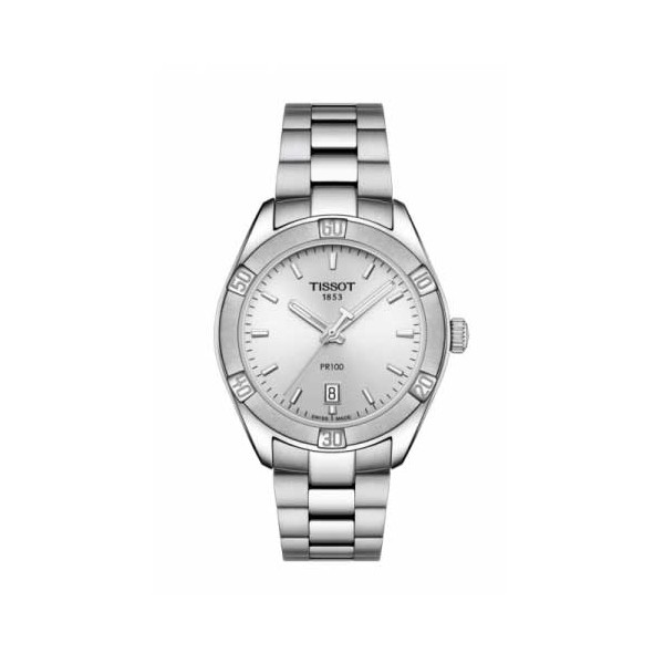 Tissot PR100 Sport Chic Ladies Watch