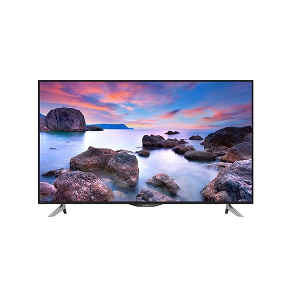 "Sharp 50"" Ultra HD LCD 4K Easy Smart TV"