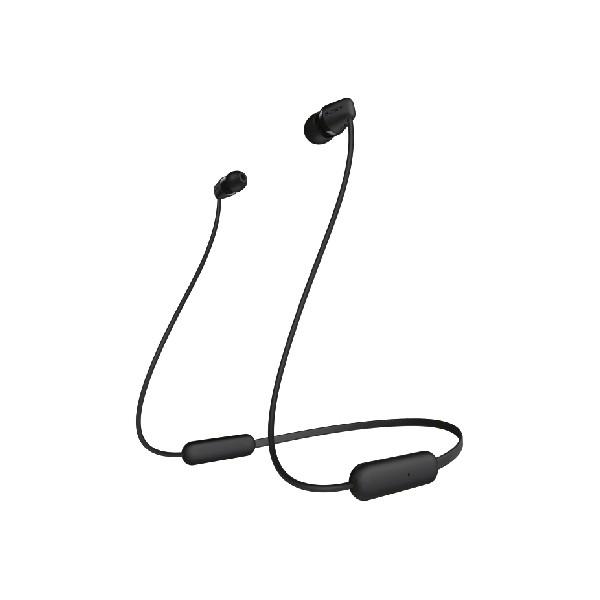 Sony WI-C200 Black Wireless In-Ear