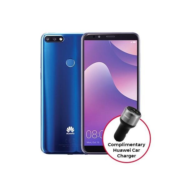 Huawei Nova 2 Lite complimentary Huawei Car charger