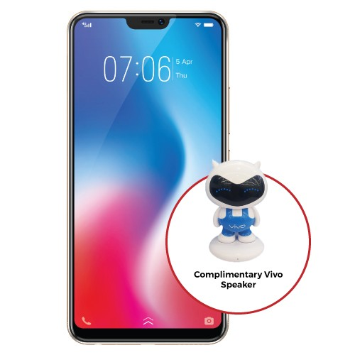 Vivo V9 (Complimentary Vivo Speaker Worth RM69) - 3ex