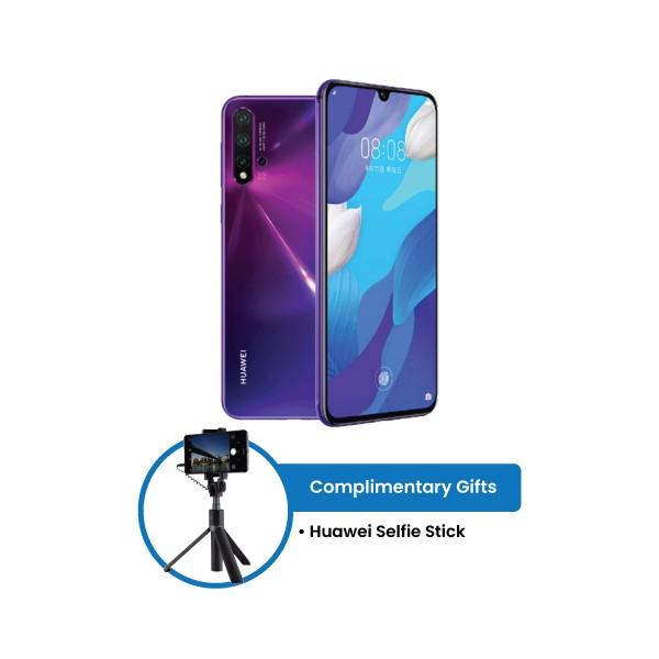 Huawei Nova 5t Complimentary Huawei Selfie Stick