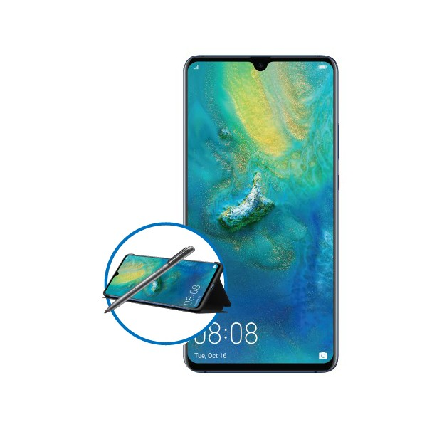 Huawei Mate20 X (Complimentary Huawei Flip Case and Huawei AF14 Selfie Stick)