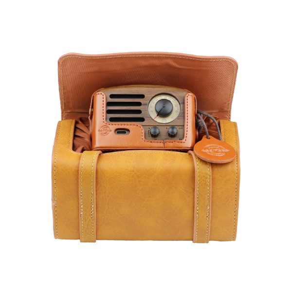 Muzen OTR Wood Wireless Bluetooth Speaker
