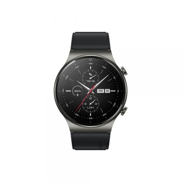 Huawei Watch GT2 Pro - Complimentary Huawei Dark Green Fluoroelastomer Strap