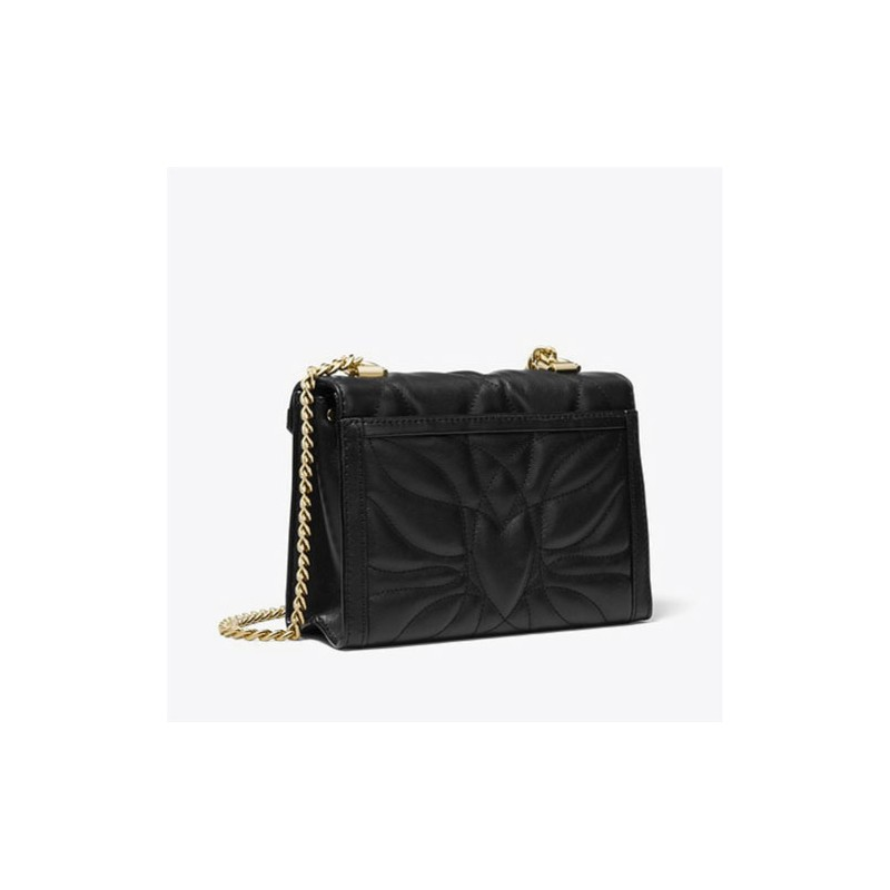 47af84cbc1c4d0 ... Michael Kors Whitney Large Petal Quilted Leather Convertible Shoulder  Bag ...