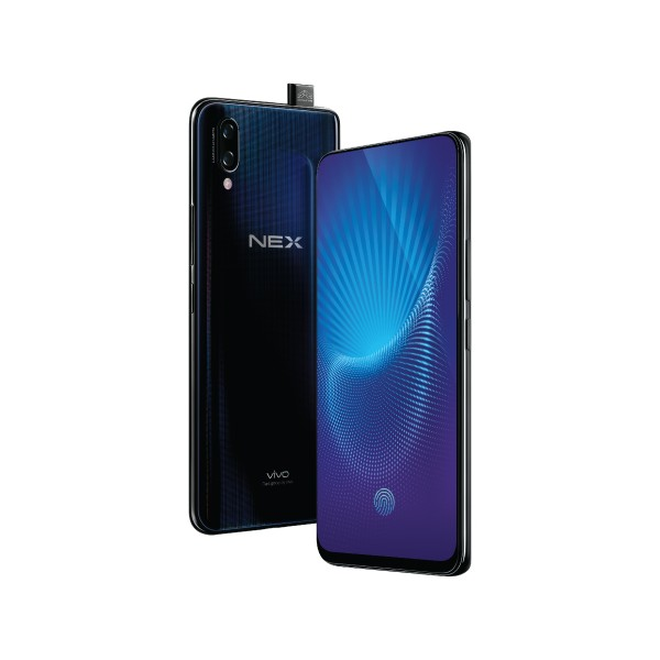 Vivo NEX with Complimentary Tumbler & Flash Drive