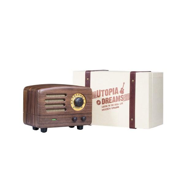 Muzen Utopia Portable Bluetooth Speaker