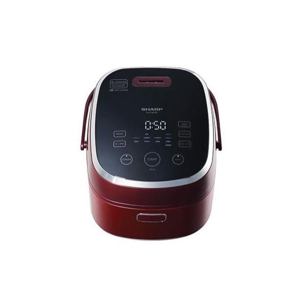 SHARP Induction Heating Digital Rice Cooker